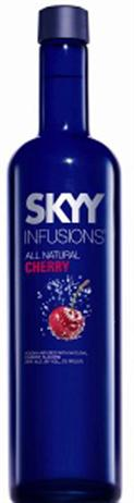 Skyy Vodka Infusions Cherry